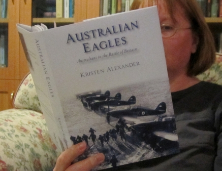 Australian author, Alexander Fax Bookseller shop