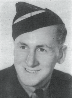 David's father: Alan Fax, Melbourne 1944.
